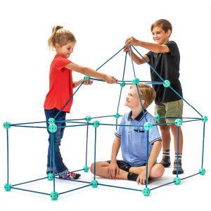 Award-Winning Children's book — Fun Fort Building Kits for Kids (81pcs)