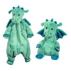 Award-Winning Children's book — Dragon Sshlumpie & Dragon Plumpie