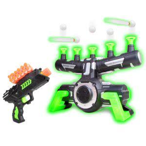 Award-Winning Children's book — AstroShot Zero GX Glow in the Dark Floating Orbs Target with Blaster Toy Gun