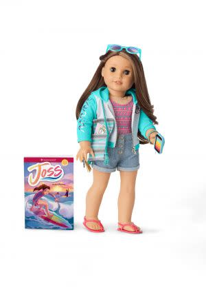 Award-Winning Children's book — American Girl Joss Doll, Book, & Accessories