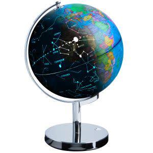 Award-Winning Children's book — 3-in-1 World Globe LED Constellation Map Night light