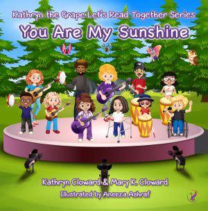 Award-Winning Children's book — You Are My Sunshine