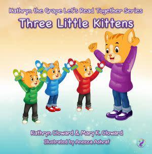 Award-Winning Children's book — Three Little Kittens