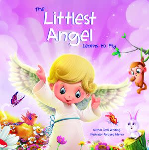 Award-Winning Children's book — The Littlest Angel