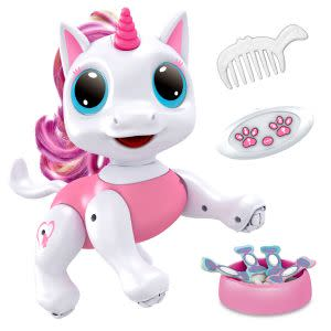 Award-Winning Children's book — Robo Pets Unicorn Remote Control Toy