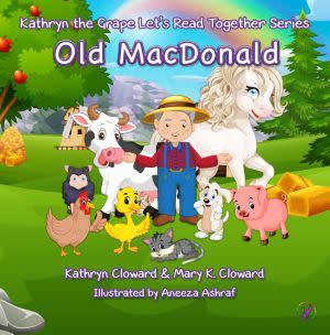 Award-Winning Children's book — Old MacDonald