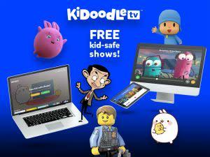 Award-Winning Children's book — Kidoodle.TV®