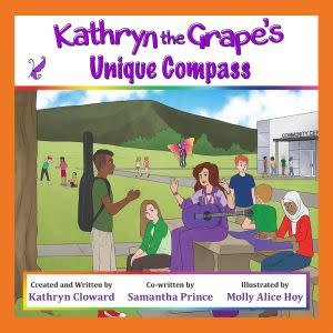 Award-Winning Children's book — Kathryn the Grape's Unique Compass