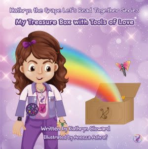 Award-Winning Children's book — Kathryn the Grape Let's Read Together Series - 10 Book Series