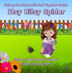 Award-Winning Children's book — Itsy Bitsy Spider