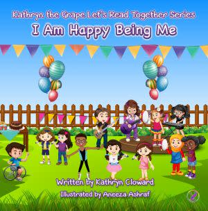 Award-Winning Children's book — I Am Happy Being Me