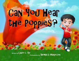 Award-Winning Children's book — Can You Hear the Poppies?