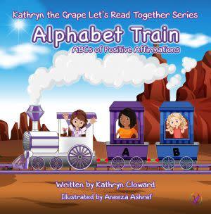 Award-Winning Children's book — Alphabet Train