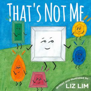 Award-Winning Children's book — That's Not Me