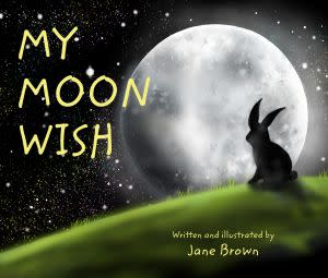 Award-Winning Children's book — My Moon Wish