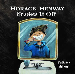Award-Winning Children's book — Horace Henway Brushes It Off