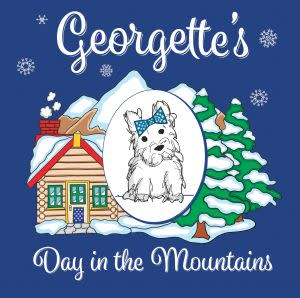 Award-Winning Children's book — Georgette's Day in the Mountains