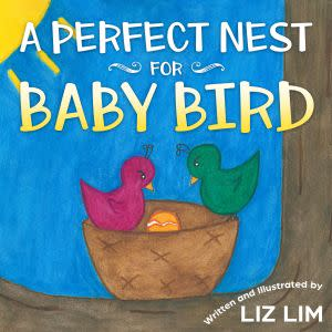 Award-Winning Children's book — A Perfect Nest For Baby Bird