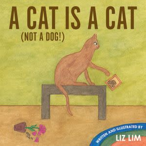 Award-Winning Children's book — A Cat Is A Cat (Not A Dog!)