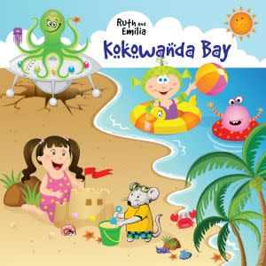 Award-Winning Children's book — Kokowanda Bay by Ruth and Emilia