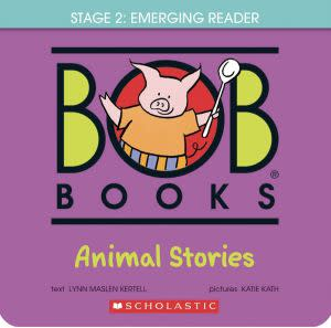 Award-Winning Children's book — Animal Stories
