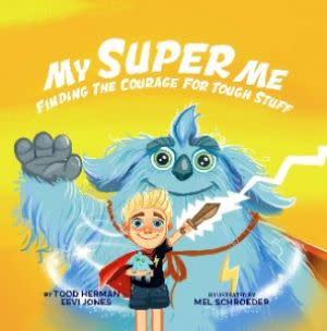 Award-Winning Children's book — My Super Me