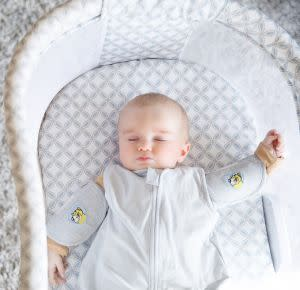 Award-Winning Children's book — Two Baby Bears and Co.'s Swaddle Sleeves™