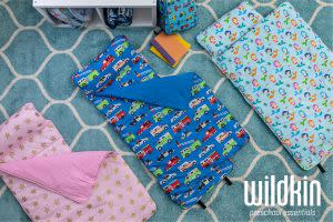 Award-Winning Children's book — Wildkin Nap Mat
