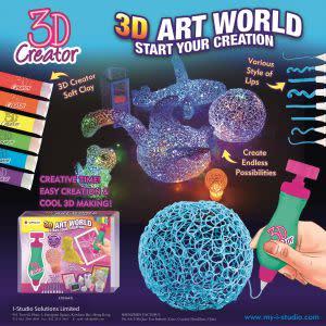 Award-Winning Children's book — 3D CREATOR
