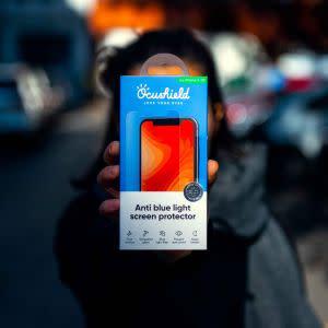 Award-Winning Children's book — Ocushield - Blue Light Filtering Screen Protector