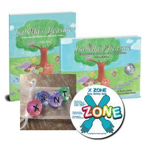 Award-Winning Children's book — Isabella's Treasure, Empowering Children with Body Safety