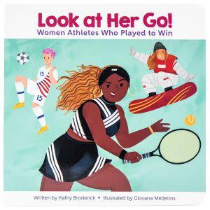 Award-Winning Children's book — Encyclopaedia Britannica: Look at Her Go!