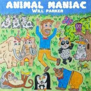 Award-Winning Children's book — Animal Maniac