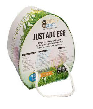 Award-Winning Children's book — Just Add Egg