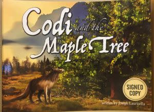 Award-Winning Children's book — Codi and the Maple Tree