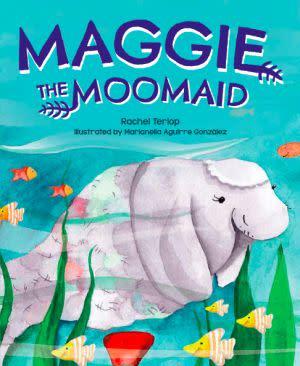 Award-Winning Children's book — Maggie the Moomaid