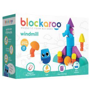 Award-Winning Children's book — Blockaroo