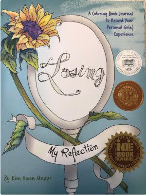 Award-Winning Children's book — Losing My Reflection
