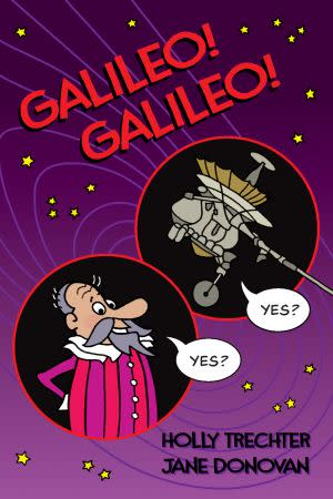 Award-Winning Children's book — Galileo! Galileo!