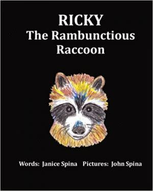 Award-Winning Children's book — Ricky the Rambunctious Raccoon