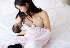 Award-Winning Children's book — Signature Sublime Full Coverage Maternity and Nursing Bra