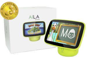 Award-Winning Children's book — Animal Island Learning Adventure (AILA) Sit & Play