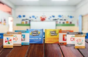 Award-Winning Children's book — Tang Math Games - Home Kit