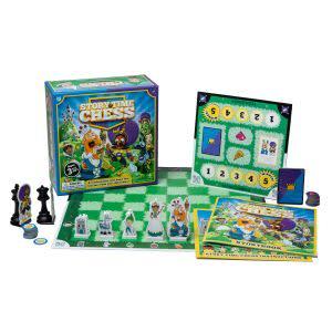 Award-Winning Children's book — Story Time Chess