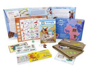 Award-Winning Children's book — WompleBox