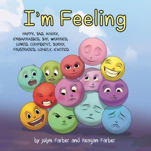 Award-Winning Children's book — I'm Feeling