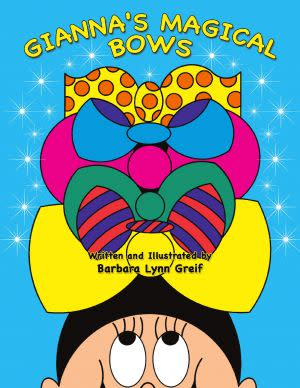 Award-Winning Children's book — Gianna's Magical Bows