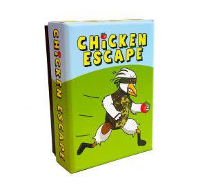 Award-Winning Children's book — Chicken Escape