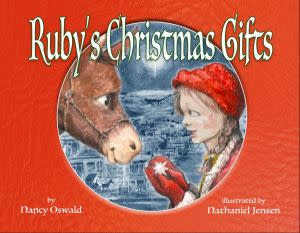 Award-Winning Children's book — Ruby's Christmas Gifts