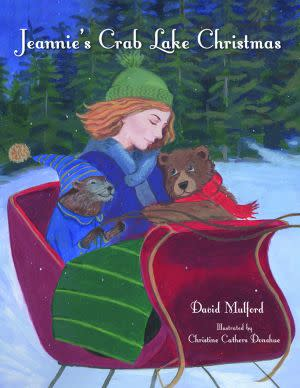 Award-Winning Children's book — Jeannie's Crab Lake Christmas